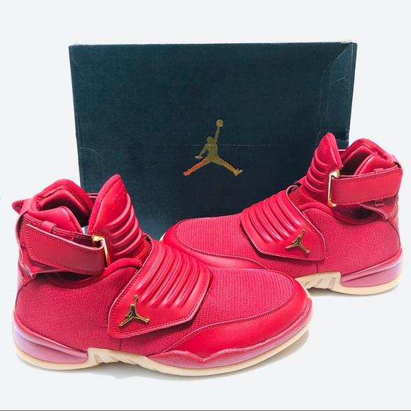 7bf5b7bdbaa309 Air Jordan Generation 23 Varsity Red Gold Shoes 11